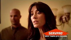 Tampa, FL Water Damage, Fire Damage, Mold Restoration Services | SERVPRO of West Tampa