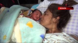 Enkazdan çıkan 8 aylık hamile kadın doğum yaptı
