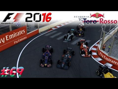 F1 2016 KARRIERE #69: Grand Prix von Europa!
