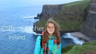 Cliffs of Moher.Ireland.Varya Artiukh