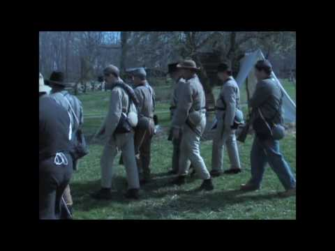 Confederate Army - Robby Spencer's Adventures