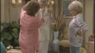 Golden Girls - Blanche & Rose shame Dorothy