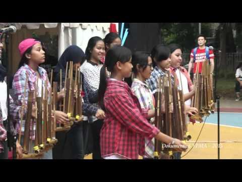 Angklung SMPN 15 Bandung