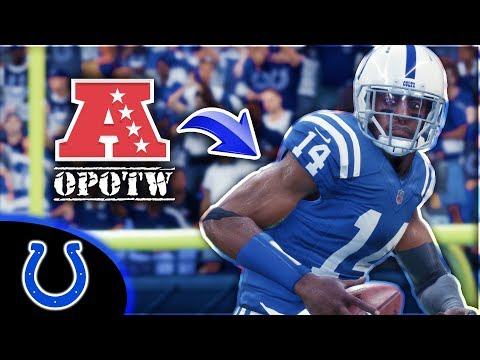 BACKUP QB PLAYS GAME OF HIS LIFE! Madden 18 Colts Connected Franchise Ep. 14