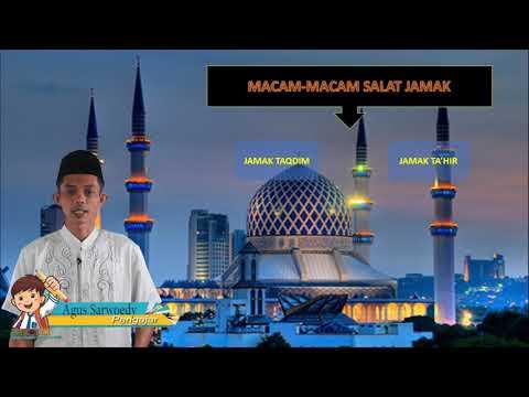 Video Pembelajaran Kelas 3 Mata Pelajaran Fikih Bab Salat Jamak dan Qasar