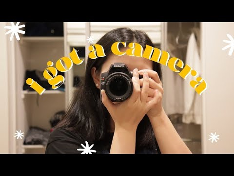 I got a cAmErA!! | Canon EOS rebel SL3 (not a review (I ain't qualified enough for those))