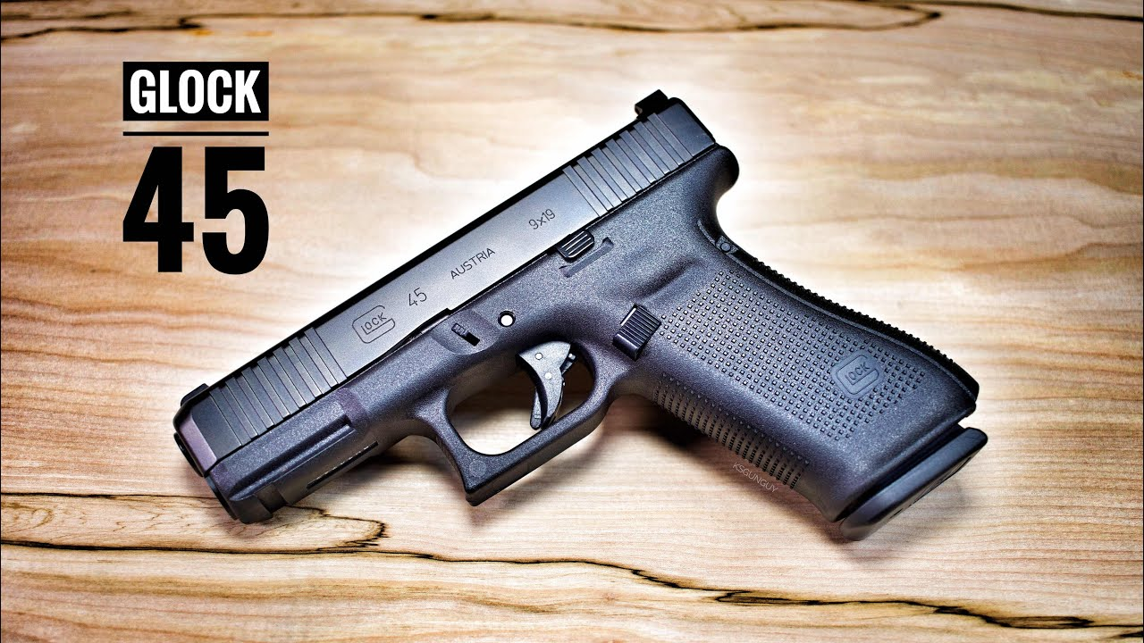 the new glock 45 is this the best glock ever youtube