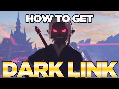 Thumbnail: How to get Dark Link in Breath of the Wild | Austin John Plays