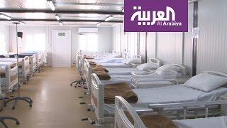 مستشفى أممي متخصص بالولادة للنازحات الحوامل من الموصل