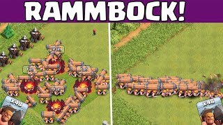 RAMMBOCK! || CLASH OF CLANS UPDATE! || Let