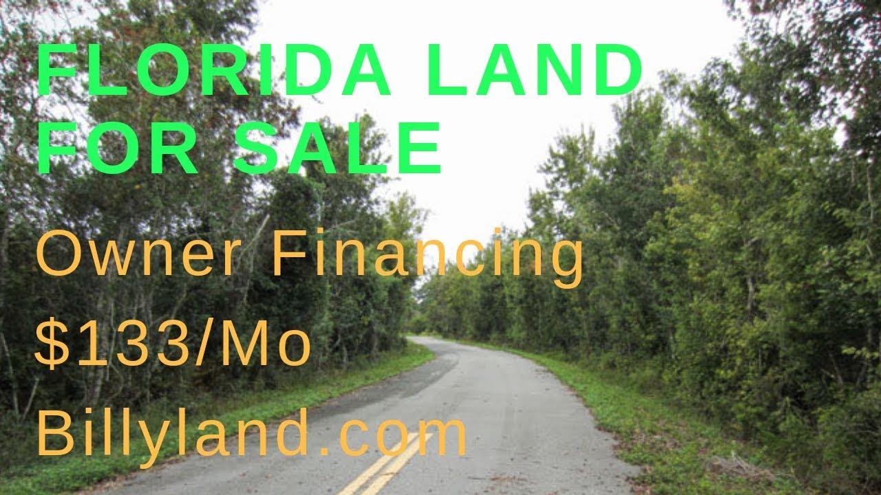 Central Florida Land for Sale 0 3 Acres, Cheap Land, Owner Financed Land -  $133/Mo - Billyland com