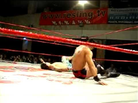 Wrestling: Опасная Зона 10.1