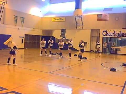 Kettle Falls High School Volleyball Dance Off