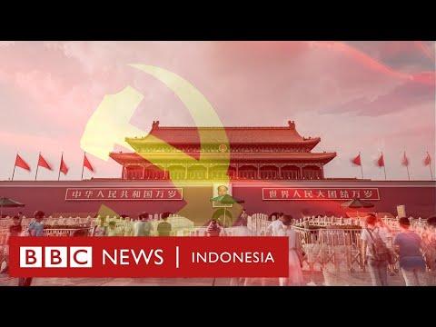 Sejarah 100 tahun Partai Komunis China - BBC News Indonesia