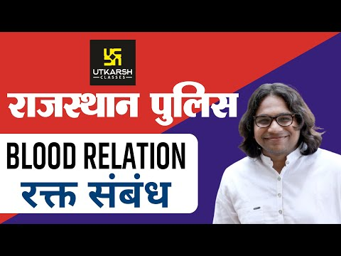 Blood Relation || Reasoning For All Competition || By Madhukar Kotve Sir