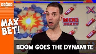 💥Dynamite Win....IT JUST KEEPS PAYING ME!! ✦ BCSlots #AD