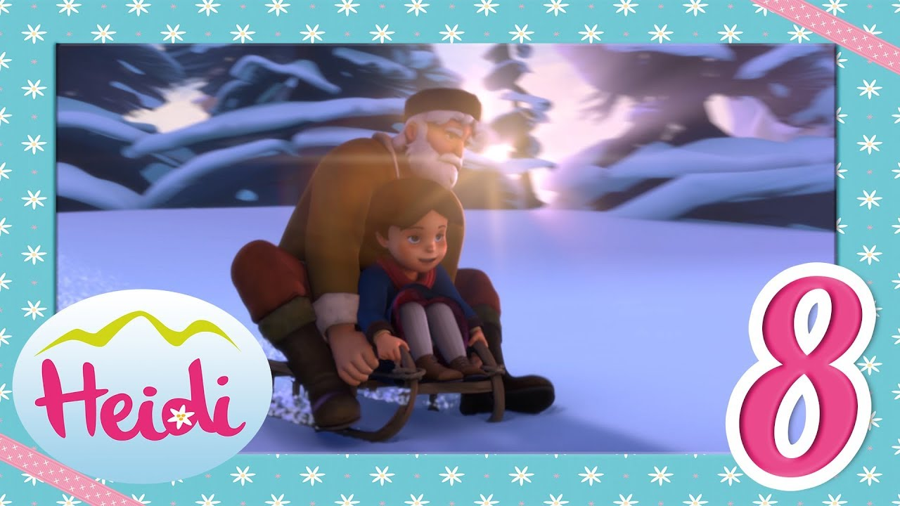 Download 🌲🗻🌼#8 Trapped  - Heidi - FULL EPISODES 🌼🗻🌲