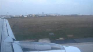 A321 Iberia Take-off Orly Airport
