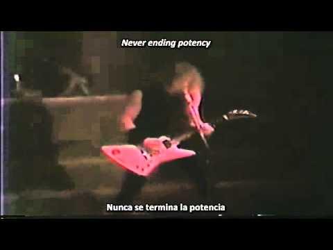 Metallica - Battery (Subtitulos + Lyrics)