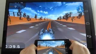 Google Android/Chromecast screen mirroring