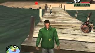 GTA San Andreas - Знакомство с Цезарем
