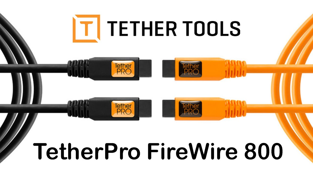 Imposible Milestone: Tether Tools FireWire 800 Cable FAIL - YouTube