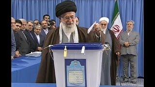 Iran : ouverture des bureaux de vote, 55 millions d'électeurs attendus