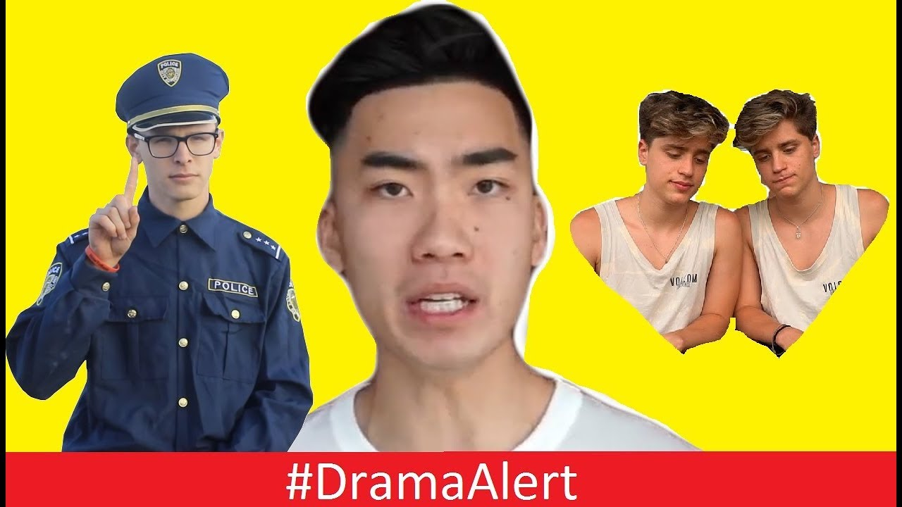 ricegum-responds-to-jake-paul-content-cop-dramaalert-faze-banks-scamed-screen-junkies-under-fire