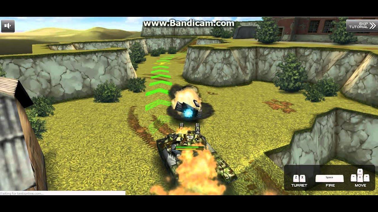 tanki online tutorial