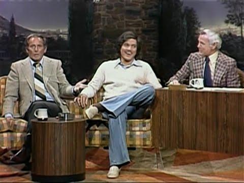 Joey Bishop, Freddie Prinze Carson Tonight Show 1976