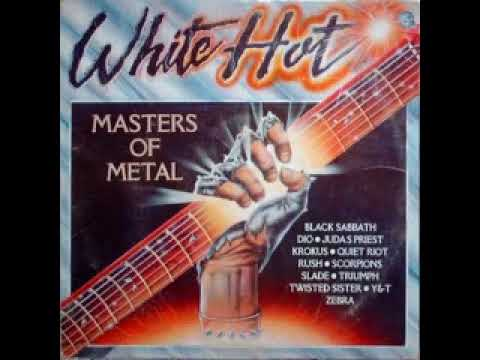 White Hot: Masters of Metal