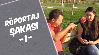 Mustafa Karadeniz - Röportaj Şakası