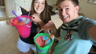 6 POUND SLURPEE! (Bring Your Own Cup Day) 7-Eleven