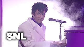 Prince Christmas Special with Robert De Niro - SNL