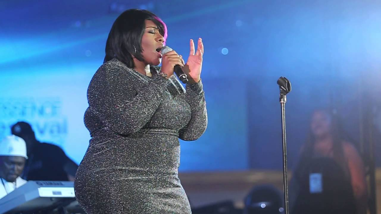 Kelly Price Has Been Reported Missing