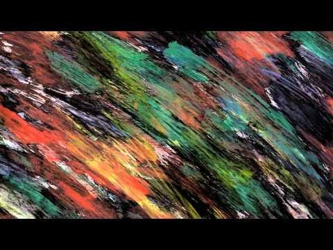 4K Brush Colorful Abstract Paint UHD HD Background Animation