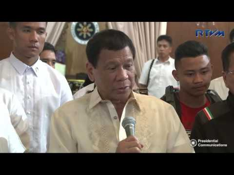 Press Conference - Malacañan Palace 2/28/2017
