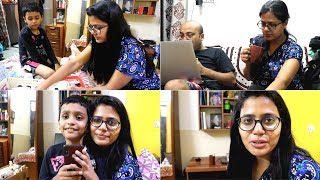 My Evening To Night Routine || Packed All Your Gifts.....Daily Routine vlogs || Indian Vlogger 2019