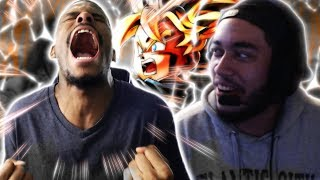 LEGENDARY BATTLES! RIKUTHEBEST VS BEBOP! | Dragon Ball Legends