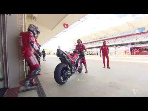 Mission Winnow Ducati talk about the Grand Prix of the Americas