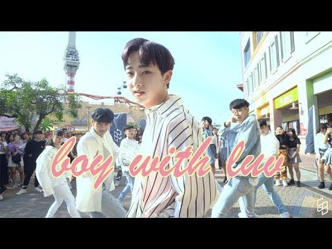 [KPOP IN PUBLIC CHALLENGE] BTS - Boy With Luv feat. Halsey'  Dance Cover  『SOUL BEATS』from Taiwan