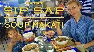 رشفة Sap حساء إنشاء حساء المعكرونة 24 ساعة M Suites Hotel Makati من قبل HourPhilippines.com