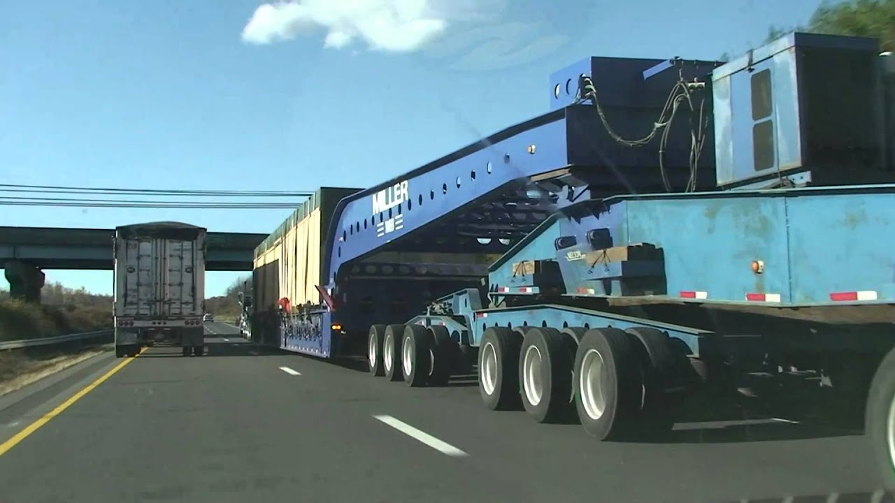 semi trailers for sale in germany 5 7 vortec knocking when cold biggest trailer i have ever seen youtube