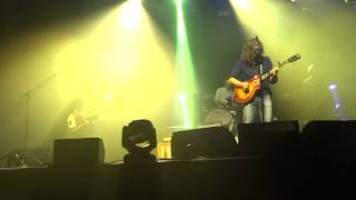 The War On Drugs - An Ocean In Between The waves - Live @ La Grande Halle Paris   30 10 2014