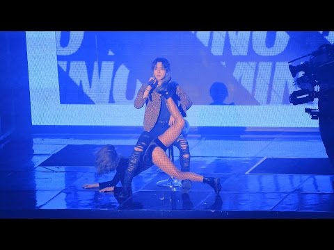 [4k Fancam/직캠]170119 MOBB  MINO - '몸(BODY)'@서울가요대상