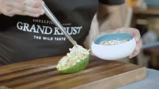 Seafood Combo By Grand Krust Recipe - Shrimp Stuffed Avocados