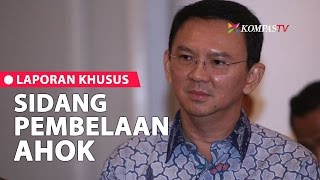 Video Sidang Pembelaan Ahok - LAPORAN KHUSUS download MP3, 3GP, MP4, WEBM, AVI, FLV November 2017