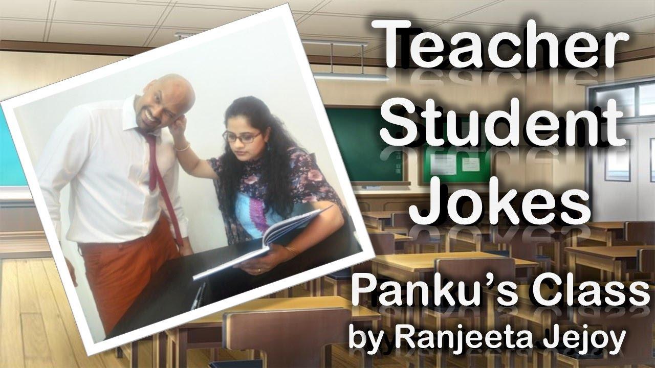 Teacher Student Jokes   Panku's Class   by Ranjeeta Jejoy with Eng Subs