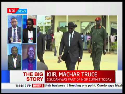 South Sudan factions sign peace deal  The Big Story