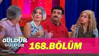 Güldür Güldür Show 168.Bölüm (Tek Parça Full HD)
